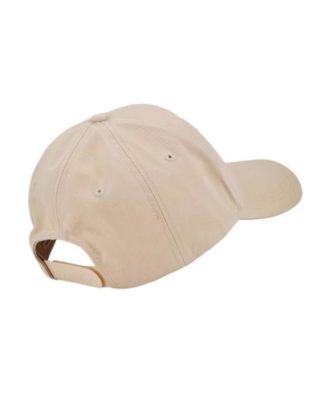 SIDE LOGO CAP BEIGE