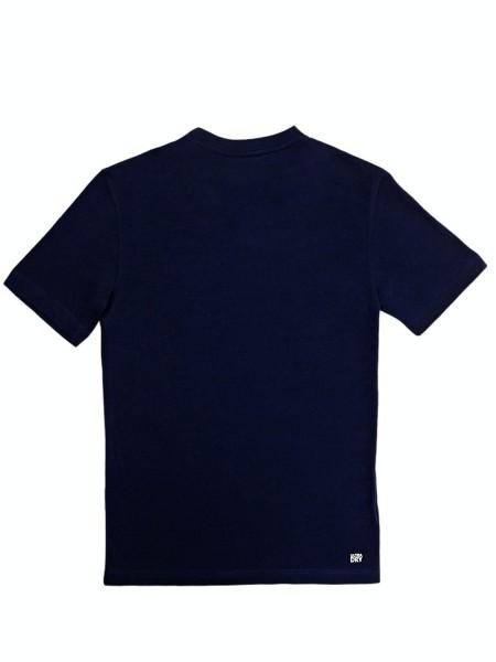 Camiseta Manga Corta Hombre Lacoste Tee Shirt AZUL MARINO