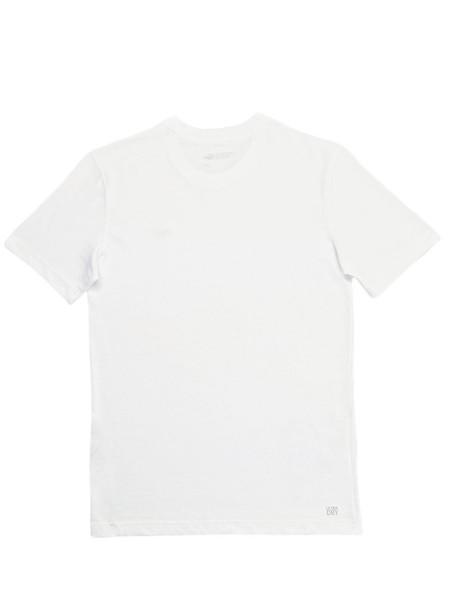 Camiseta Manga Corta Hombre Lacoste Tee Shirt BLANCO