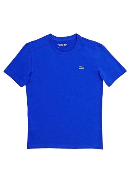 Camiseta Manga Corta Hombre Lacoste Tee Shirt AZUL